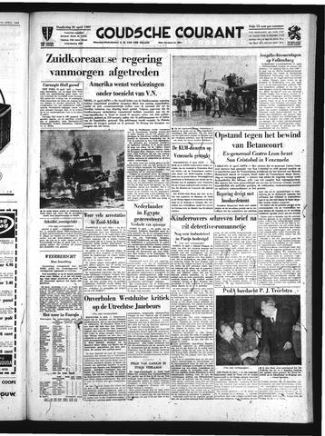 Goudsche Courant 1960-04-21