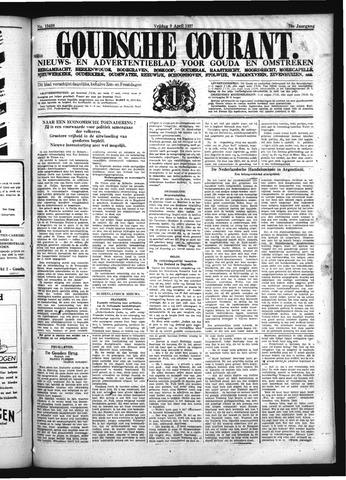 Goudsche Courant 1937-04-09