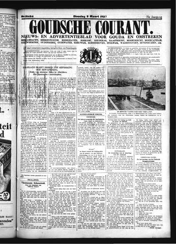 Goudsche Courant 1937-03-09