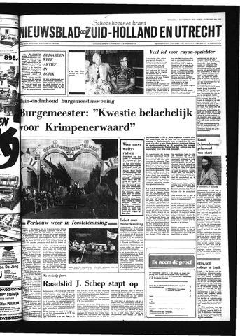 Schoonhovensche Courant 1978-09-04