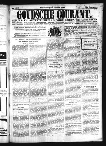 Goudsche Courant 1936-01-23