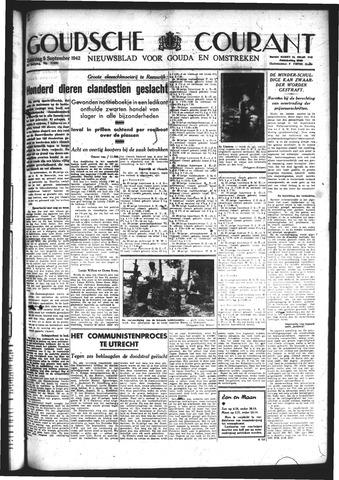Goudsche Courant 1942-09-05