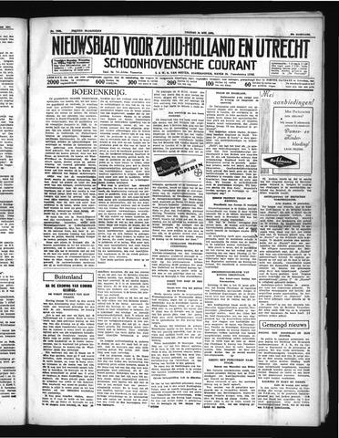 Schoonhovensche Courant 1937-05-14