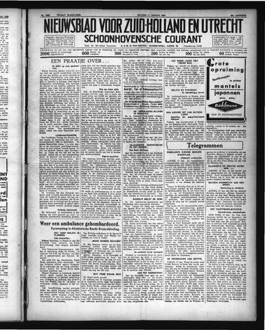 Schoonhovensche Courant 1936-01-17