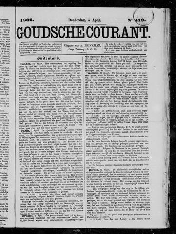 Goudsche Courant 1866-04-05