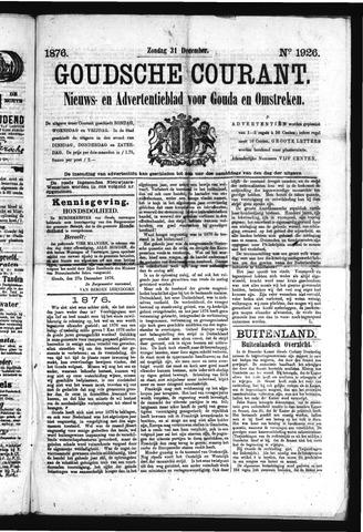 Goudsche Courant 1876-12-31