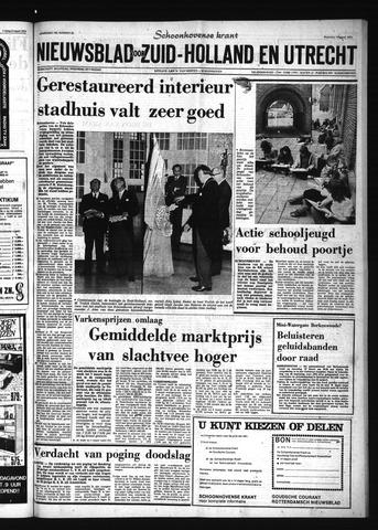 Schoonhovensche Courant 1974-03-11