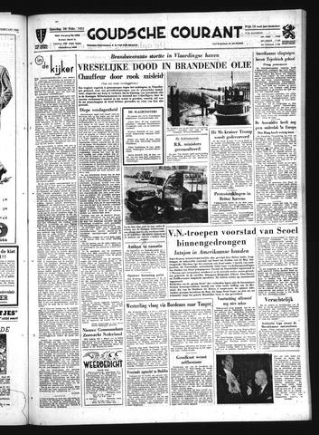 Goudsche Courant 1951-02-10