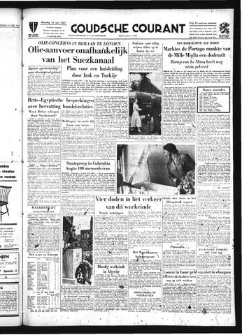 Goudsche Courant 1957-05-13