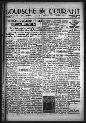 Goudsche Courant 1942-04-27