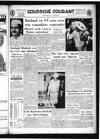 Goudsche Courant 1964-05-28