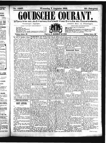 Goudsche Courant 1912-08-07