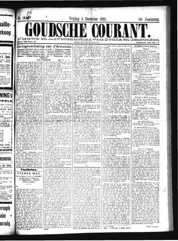 Goudsche Courant 1920-12-03