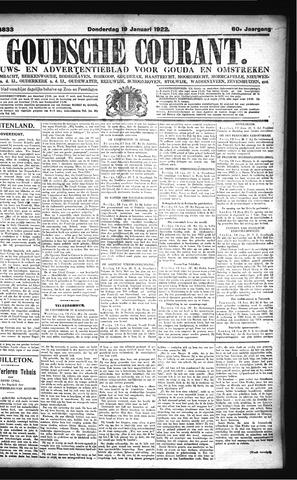Goudsche Courant 1922-01-19
