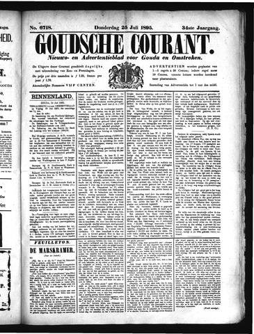 Goudsche Courant 1895-07-25