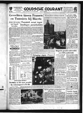 Goudsche Courant 1961-07-20