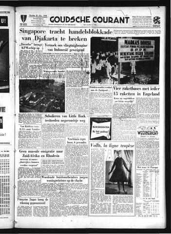 Goudsche Courant 1958-02-25