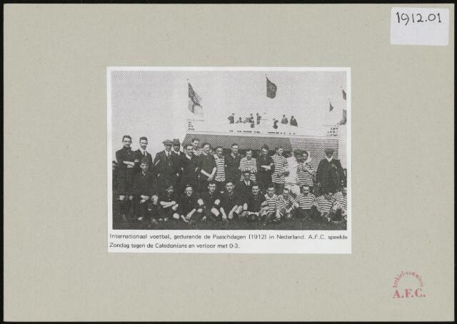 Foto's 1912
