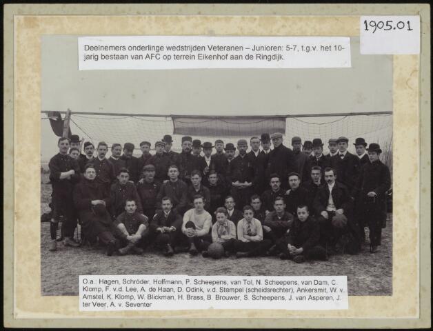 Foto's 1905
