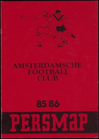 Persmappen 1985-09-01