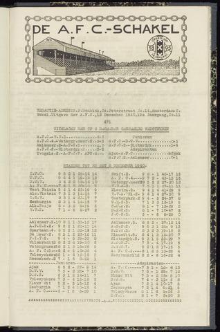 Schakels (clubbladen) 1940-12-12
