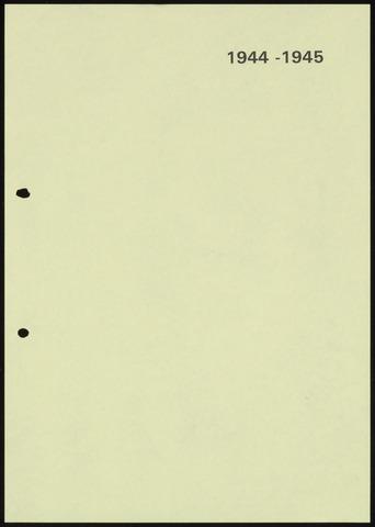 Jaarverslagen 1945-06-01