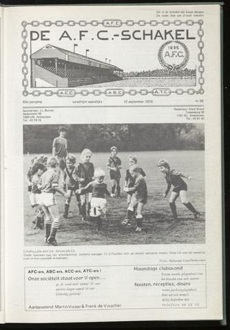 Schakels (clubbladen) 1979-09-12