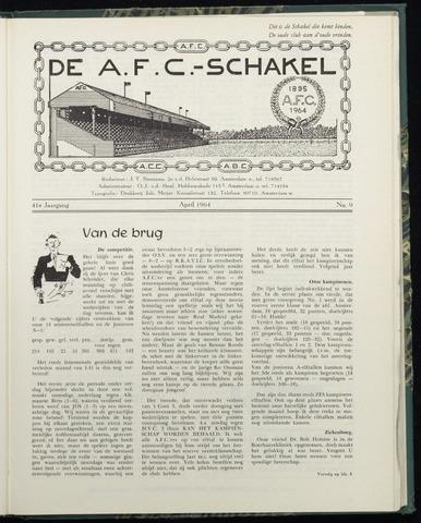 Schakels (clubbladen) 1964-04-01