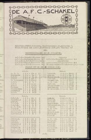 Schakels (clubbladen) 1939-11-02