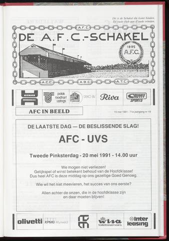 Schakels (clubbladen) 1991-05-15