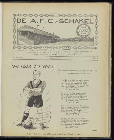 Schakels (clubbladen) 1948-01-01