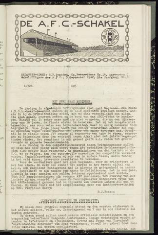 Schakels (clubbladen) 1942-09-03