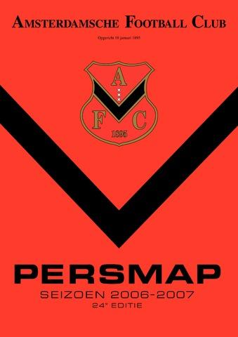 Persmappen 2006