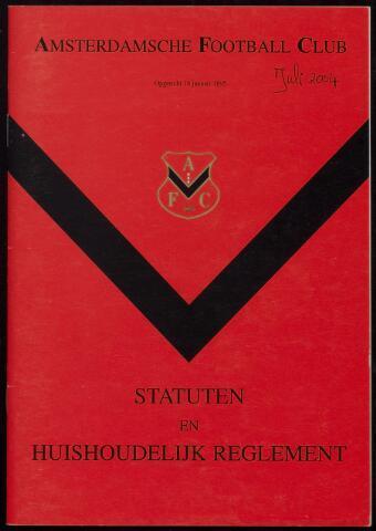 Statuten en reglementen 2004-07-01
