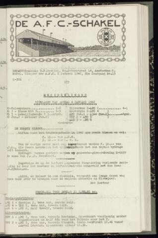 Schakels (clubbladen) 1942