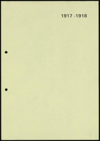 Jaarverslagen 1918-06-01