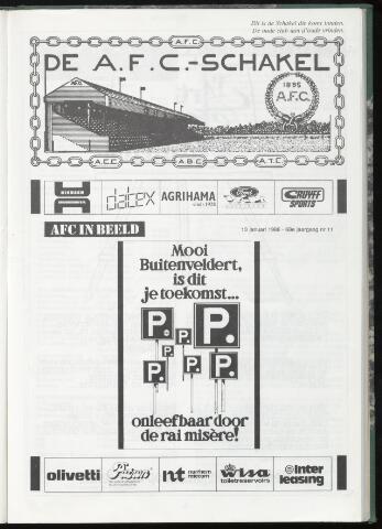 Schakels (clubbladen) 1988