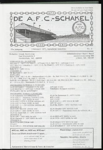 Schakels (clubbladen) 1977-02-02
