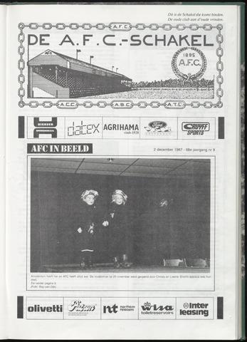 Schakels (clubbladen) 1987-12-02