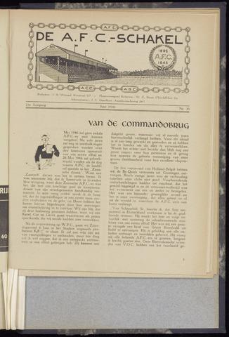 Schakels (clubbladen) 1946-06-01