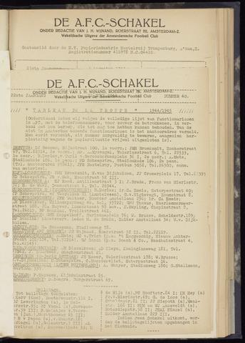 Schakels (clubbladen) 1944-06-22