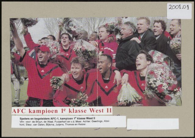 Foto's 2001