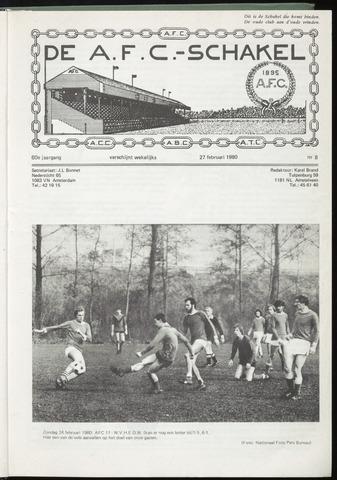 Schakels (clubbladen) 1980-02-27