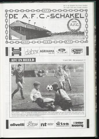 Schakels (clubbladen) 1988-04-13