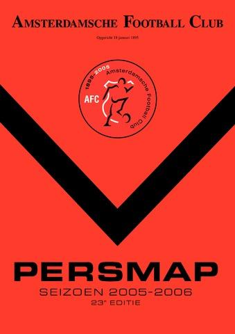 Persmappen 2005