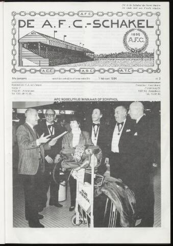 Schakels (clubbladen) 1984-02-01