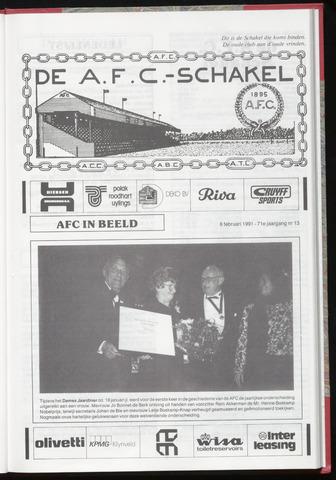 Schakels (clubbladen) 1991-02-06