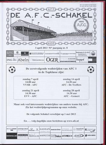 Schakels (clubbladen) 2013-04-03