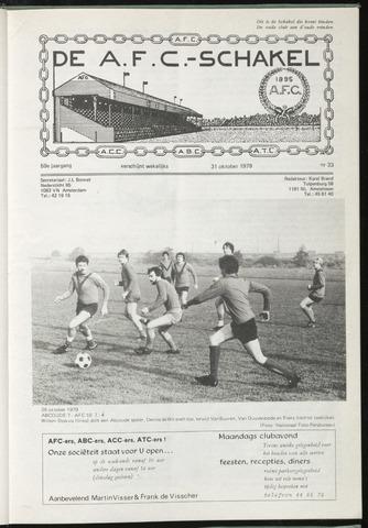 Schakels (clubbladen) 1979-10-31