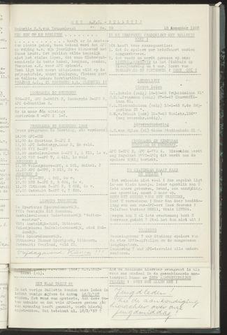 Bulletins (vnl. opstellingen) 1956-12-18